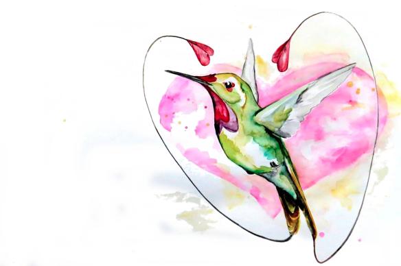 ValetnineHummingbird